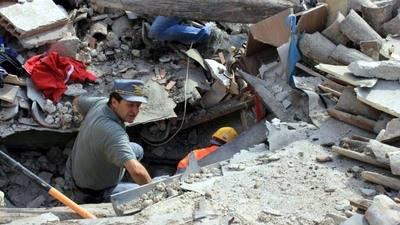 Funeral de Estado por algunas v�ctimas del sismo en Italia ser� este s�bado