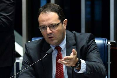El exministro de Hacienda brasile�o Nelson Barbosa, uno de los responsables de la pol�tica econ�mica en el Gobierno de Dilma Rousseff