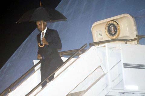 Por ofenderlo, Barack Obama le cancela reunión a presidente de Filipinas
