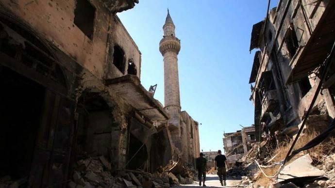 Ayuda humanitaria para Siria permanece bloqueada por el Gobierno