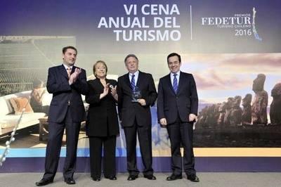 Premian a las empresas tur�sticas m�s sustentables de Chile