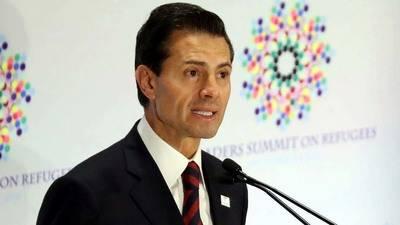 Enrique Pe�a Nieto, presidente de M�xico