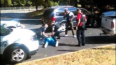 Confusi�n en Charlotte por video de la muerte de Scott publicado por viuda