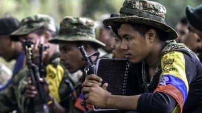 El gobierno de Colombia y las FARC mantienen m�s de 50 a�os de enfrentamientos continuos.