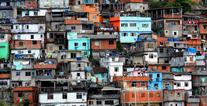 Nobody likes them, but The Favelas are still there