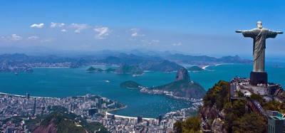 Favelas: Perspectiva de la distancia
