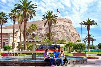 Arica, Iquique y Puerto Montt los destinos nacionales preferidos en �fiestas patrias�