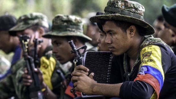 El gobierno de Colombia y las FARC mantienen más de 50 años de enfrentamientos continuos.