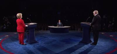 Debate Clinton vs. Trump