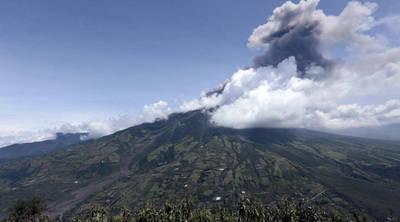 Volc�n Tungurahua
