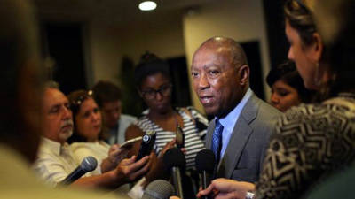 Sylvester Turner, alcalde de Houston, Texas