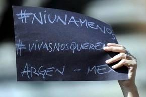 Hubo marchas en Argentina, M�xico, Uruguay y Espa�a.