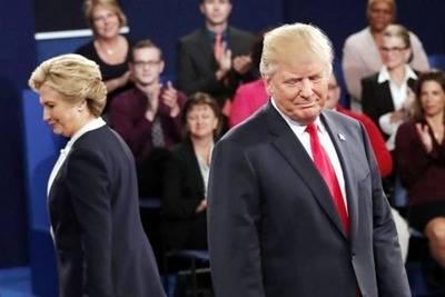 Clinton y Trump, ante su tercer y definitivo cara a cara hacia la Casa Blanca