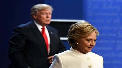 Trump pierde la oportunidad de tomar nuevo impulso en el tercer debate