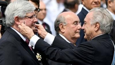 Conmoci�n en Brasil por el arresto de cuatro polic�as del Senado