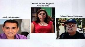 Arrestan en M�xico a ex jefe policial por caso de estudiantes de Ayotzinapa