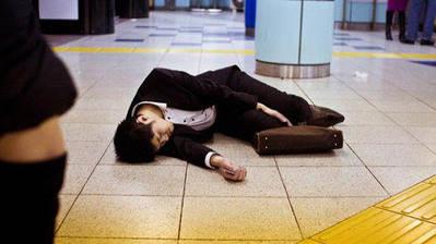 Morir por exceso de trabajo, una lacra que aumenta en Jap�n