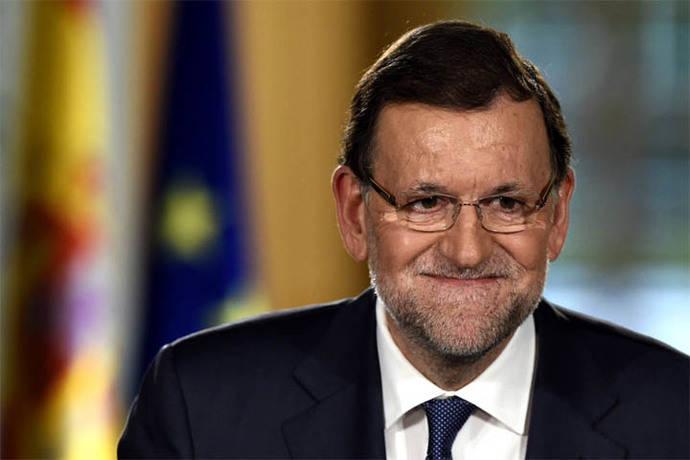 Rajoy: Decisión del PSOE de permitir investidura es 'razonable'