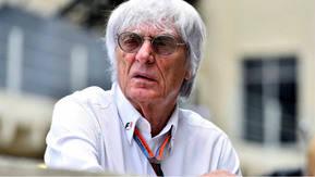 Ecclestone prefiere a Hamilton como campe�n sobre Rosberg