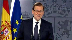 Rajoy acepta