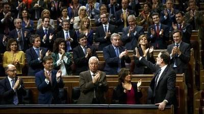 Rajoy ofrece di�logo y consenso para acabar con bloqueo de Espa�a