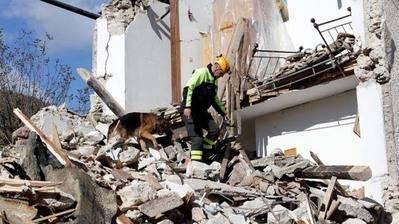 Italia sufri� un terremoto