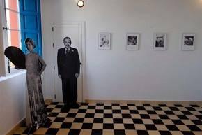 El Brenan m�s �ntimo de los a�os 60 resurge en su casa de Churriana en una muestra que recorrer� la provincia
