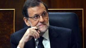 Congreso rechaza a Mariano Rajoy como jefe de Gobierno