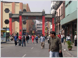 La inmigración china tiene más de 160 años en el Perú. En la imagen, el barrio chino de Lima