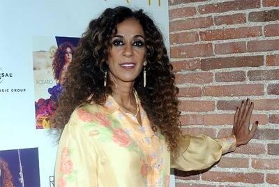 "Rosario Flores presenta nuevo disco ""Gloria a ti"""
