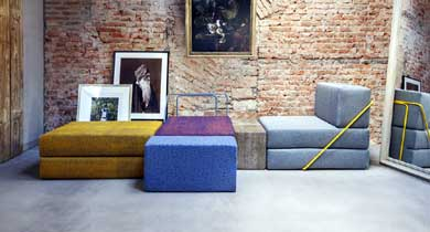 Muebles, retroalimentación de estilos