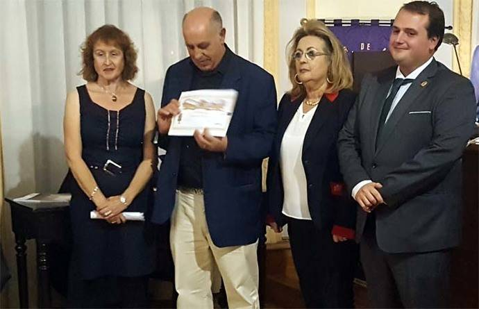 José María Garrido ganador del XXI Premio Poesía Santa Teresa de Jesús