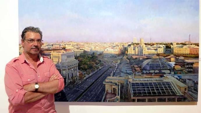 """Juan Fernández expone """"Reflejos de Realidades"""""""