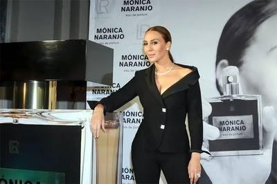 Mónica Naranjo ya tiene su propia fragancia