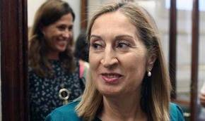 Ana Pastor, en una imagen de archivo