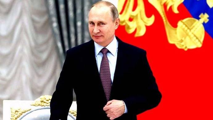 Putin reitera la necesidad de un frente único para combatir el terrorismo