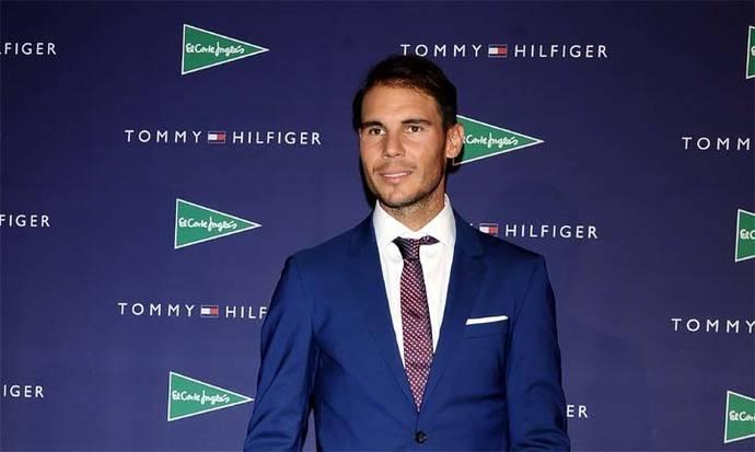 Rafa Nadal, nueva imagen de Tommy Hilfiger