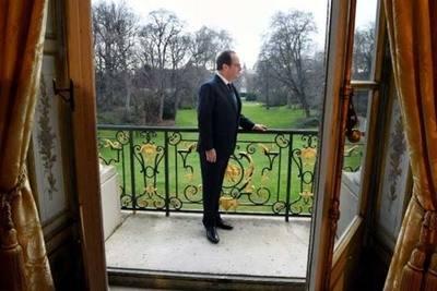 El presidente de Francia, François Hollande, tiene la aprobación más baja de los últimos tiempos.