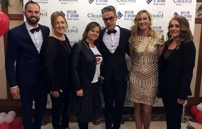 La Asociación de Hostelería premió a la destilería Siderit en su Gala Anual