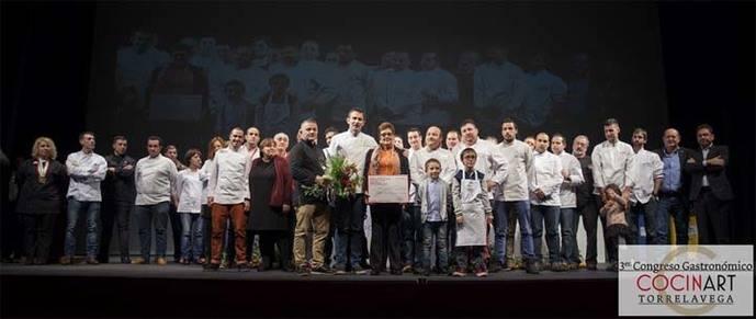 Los cocineros rindieron homenaje póstumo a José Luis González