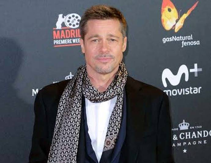 Brad Pitt y Marion Cotillard revolucionan el centro de Madrid