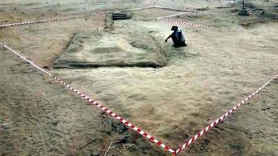 Descubierta en Egipto una ciudad bajo tierra de hace más de 5.000 años
