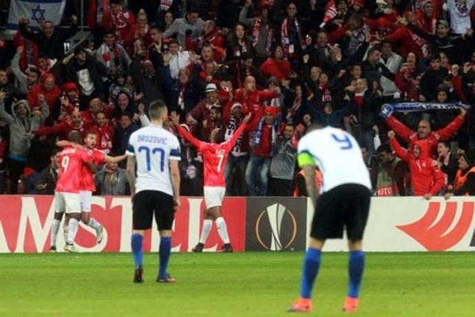 El Inter de Milán quedó eliminado de la Europa League