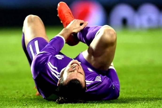 Gareth Bale será operado del tobillo y estará fuera de las canchas por dos meses