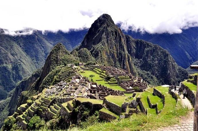 Machu Picchu, Perú (Imagen Pixabay)
