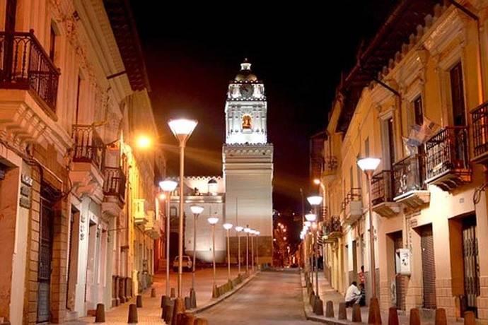 Quito, Ecuador (Imagen Pixabay)