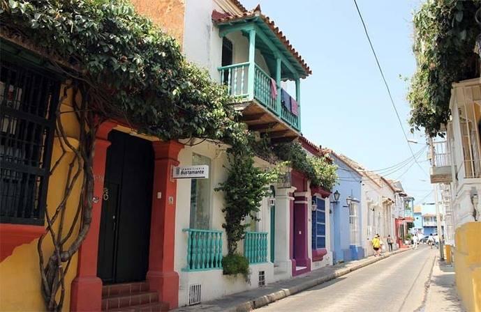 Cartagena de Indias, Colombia (Imagen Pixabay)