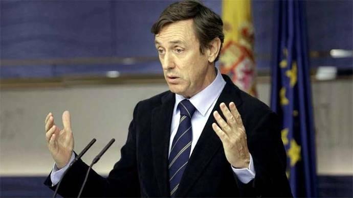 Rafael Hernando critica el linchamiento de los medios de comunicación a Barberá