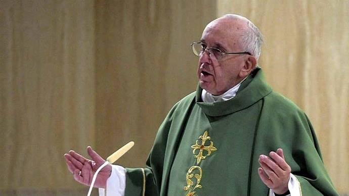 El papa Francisco lamenta la muerte de Fidel Castro