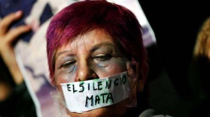 Más del 50% de feminicidios del mundo se dan en Latinoamérica
